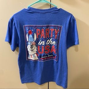 """Jadelynn Brooke """"Party in the USA"""" t-shirt"""